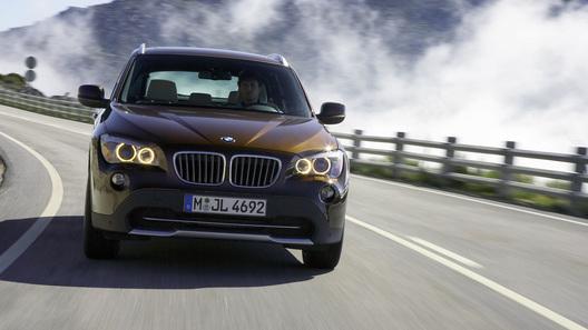 Компания BMW презентовала в Барвихе 6 новых моделей