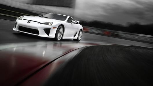 На Tokyo Motor Show состоялась мировая премьера суперкара Lexus LFA