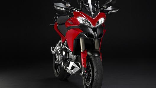 Ducati Multistrada 1200: еще один шаг на пути к совершенству