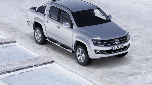 Volkswagen Amarok: возвращение на рынок пикапов