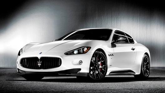 Maserati GranTurismo S MC Sport Line: специальная версия для Ближнего востока и Италии