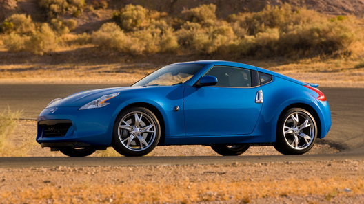 Nissan 2010 370Z Coupe