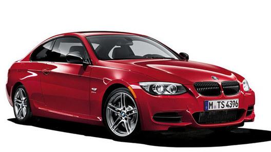 BMW 335is: первые официальные фото