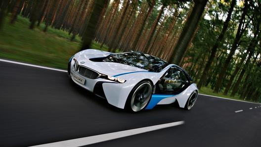 Концепт-кар BMW Vision EfficientDynamics пойдет в серийное производство