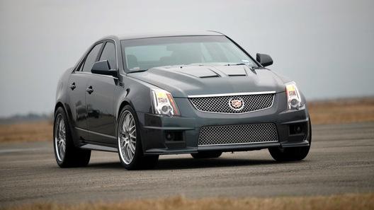 Cadillac CTS-V от Hennessey выходит на авансцену