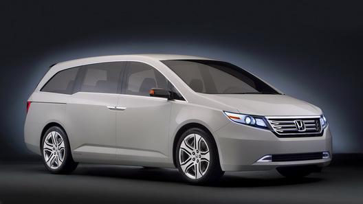Honda Odyssey: красота бывает практичной
