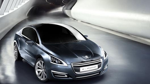 5 by Peugeot: предсерийный прототип нового седана 508 дебютирует в Женеве