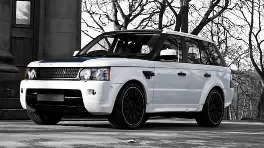 Range Rover Sport RS600 от Project Kahn