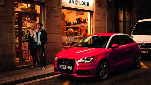 Audi представляет комплекты модификаций S-Line для модели A1