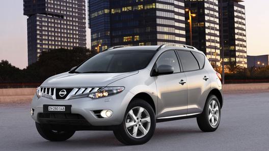 Nissan Murano будут собирать под Питером с 2011 года