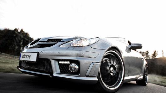 VATH выжимает из родстера Mercedes-Benz SLK 565 лошадиных сил