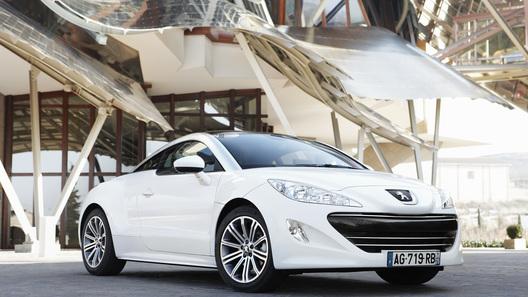 Новая коллекция фотографий Peugeot RCZ