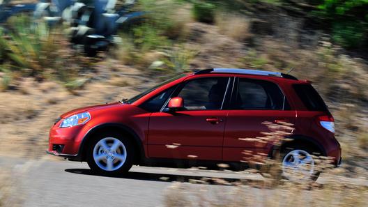 Обновленный Suzuki SX4 поступил в продажу