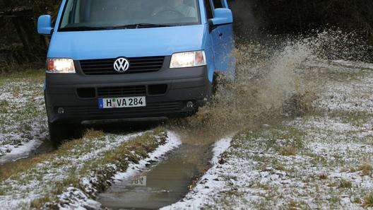 История Volkswagen Transporter: из