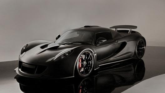 Тюнинг-ателье Hennessey скрестило Lotus Elise и Chevrolet Corvette