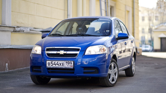 Длительный тест Chevrolet Aveo - пробуем на вкус бюджетный семейный седан