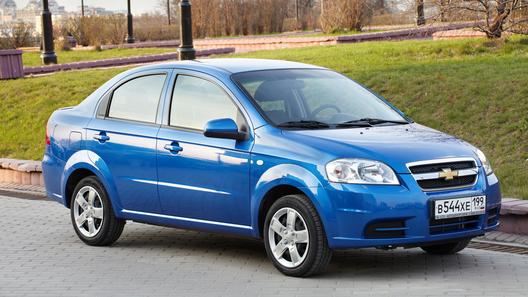 Длительный тест Chevrolet Aveo -