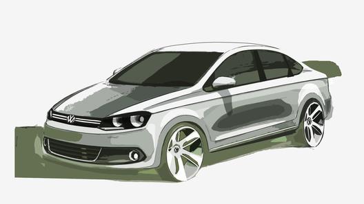 Бюджетный седан от Volkswagen может не успеть к программе утилизации
