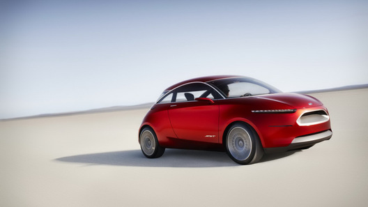 Автосалон в Пекине: Ford Start Concept
