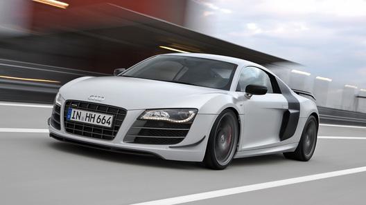 Audi R8 GT будет продаваться в США за 196,8 тысяч долларов