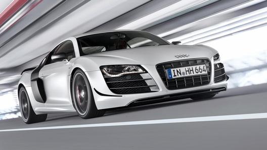 Самая мощная версия Audi R8 GT сбросила 100 кг