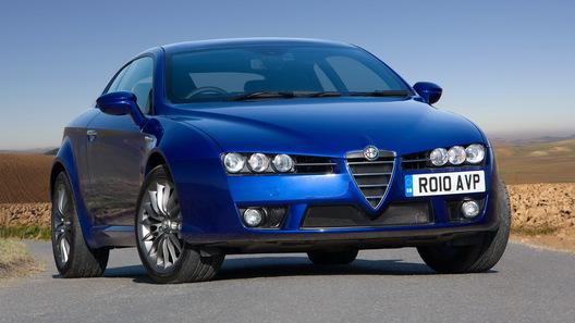 Alfa Romeo предлагает новые версии моделей Brera и Spider для Великобритании