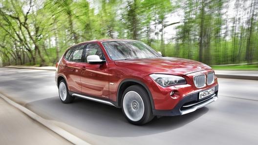 BMW X1: эксперимент Икс или бенефис маркетологов?