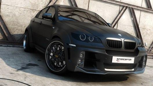 Российское ателье доработало внешний вид BMW X6
