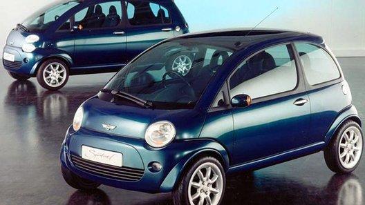 Mini начинает работу над городским автомобилем