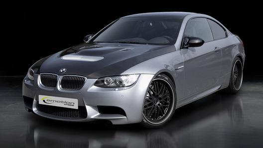 Немецкие тюнеры довели мощность нового BMW M3 до 717 лошадиных сил