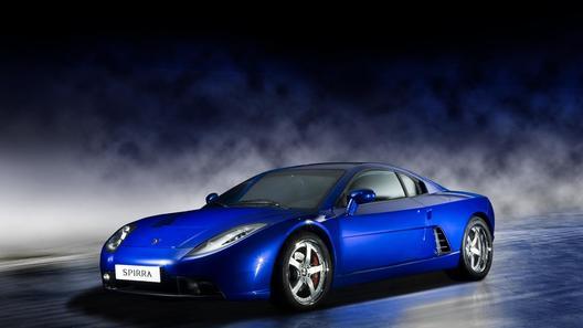 Первый корейский суперкар готов к серийному производству