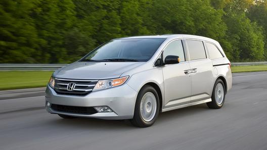 Минивэн Honda Odyssey: официальная презентация новой модели