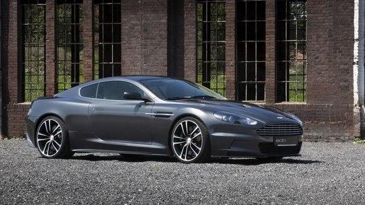 Россиянин попросил тюнеров переделать его Aston Martin DB9 в DBS