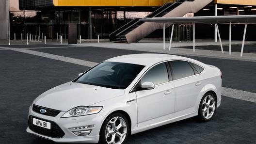 Новый Ford Mondeo будет представлен 25 августа в Москве