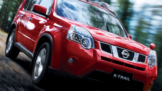 Компания Nissan обновила популярный внедорожник X-Trail