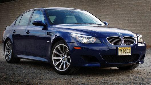 BMW прекращает производство модели M5