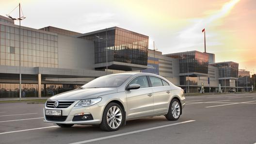 Volkswagen Passat CC: сыворотка молодости
