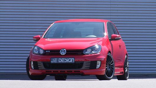 Volkswagen Golf GTI R от JE DESIGN