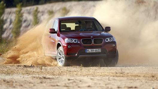 Новый BMW X3: официальная презентация