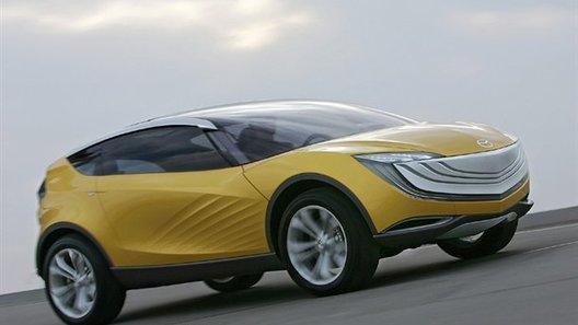 Mazda завершает разработку компактного кроссовера CX-5