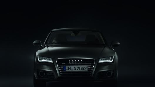 В Москве состоялась презентация нового автомобиля Audi A7 Sportback