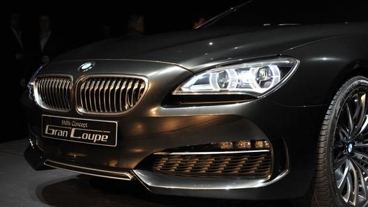 Прототип BMW Gran Coupe Concept будет запущен в серию