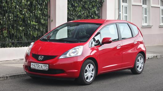 Длительный тест Honda Jazz – все под рукой