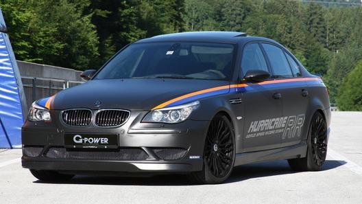 В Германии выпустили самый быстрый седан в мире стоимостью 250 тысяч евро