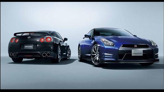 Обновленный Nissan GT-R доступен для заказа в России