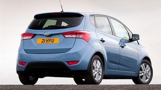 Фирма Hyundai представила компактный минивэн ix20