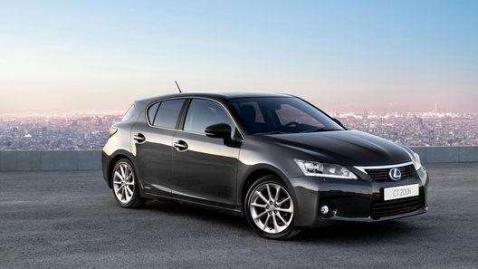Опубликованы официальные характеристики гибрида Lexus CT 200h