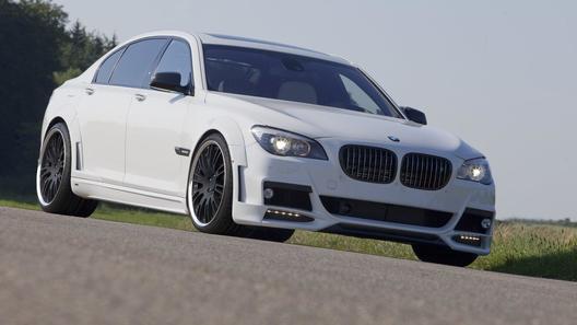 Lumma Design публикует подробности об аэродинамическом обвесе для BMW 7-Series
