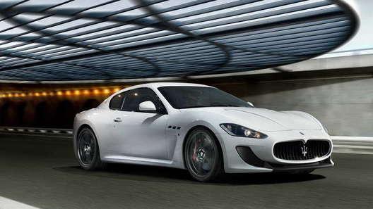 В Париже Maserati покажет «заряженную» версию суперкара GranTurismo S