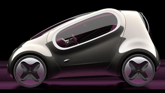 Корейская Kia покажет на Парижском автошоу концепт нового электромобиля